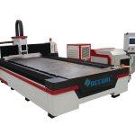3 sumbu cnc serat laser mesin pemotong cnc logam laser cutter untuk baja ringan 32mm