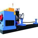 tabung logam serat laser mesin pemotong untuk stainless steel baja karbon tembaga aluminium lembar titanium