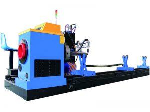 mesin pemotong tabung logam