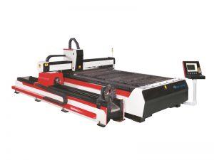 penjualan panas cnc laser cutting layanan untuk tabung baja bulat persegi