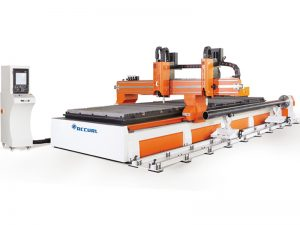 mesin pemotong profil pipa