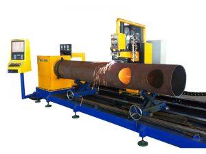 kualitas terbaik cnc plasma mesin pemotong baja memotong bahan logam mesin pemotong plasma