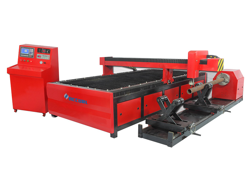 mesin pemotong pipa plasma