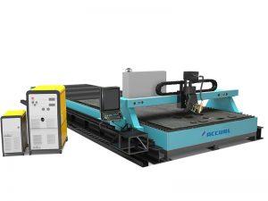 baja aluminium pipa tabung cnc plasma cutter mesin pemotong plasma