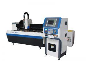2000 w china banyak digunakan cnc serat laser tabung cutting staeel mesin untuk dijual