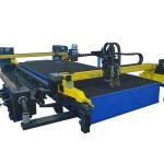 mesin pemotong laser serat presisi tinggi untuk memotong lembaran logam dan tabung dan pipa