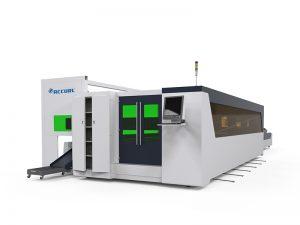 500w 1000w lembaran logam tabung serat laser mesin pemotong untuk dijual